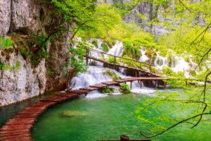 National Park Plitvice Lakes